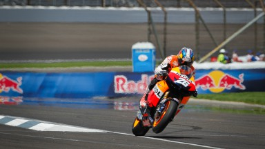 Pedrosa on scorching form in second free practice in Indianapolis