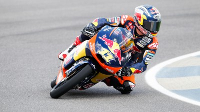 Cortese prend la pole position à Indianapolis