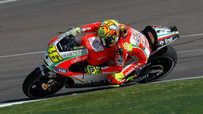 Difficult qualifying for Ducati Team, Hayden out of tomorrow's GP