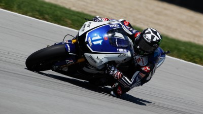 Warm-up MotoGP™ : Spies s'affirme, Stoner rassure