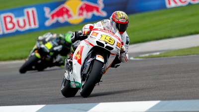 Bautista delighted with fifth place at the Brickyard