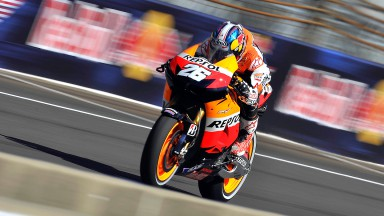 Pedrosa wins as Stoners battles to fourth in Indianapolis