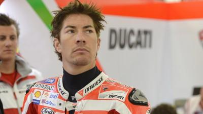 Hayden est forfait pour Brno