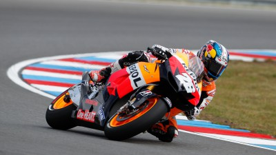 Pedrosa fastest in first free practice at Brno