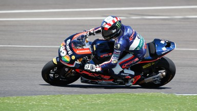 Espargaró on form in Brno first free practice