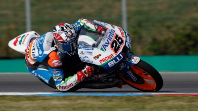 Viñales goes quickest in second free practice at Brno