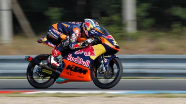 Cortese leads final free practice at Czech GP