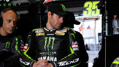Crutchlow prolonge chez Monster Yamaha Tech3