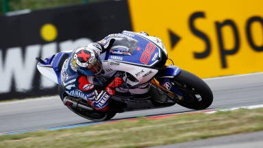 Record pole position for Lorenzo at Czech GP