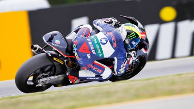 Brno pole position for hard-charging Espargaró