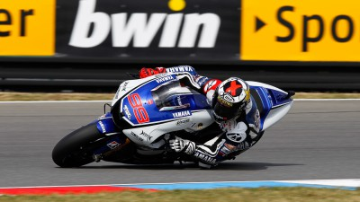 Lorenzo smashes Brno record to take pole