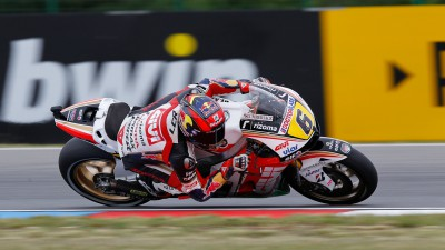 Bradl disappointed with seventh in Czech GP qualifying
