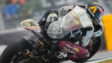 Redding on top on rain-hit Czech GP warm-up