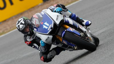 Spies lidera el Warm Up de Brno