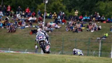 De Puniet charges to top CRT spot in Czech GP