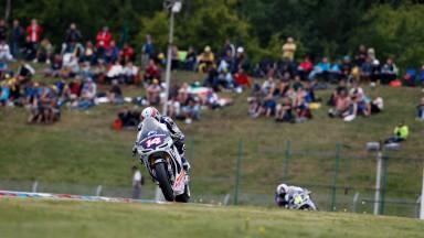 De Puniet charges to top CRT spot in Czech GP