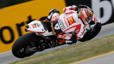Bautista disappointed with Brno sixth