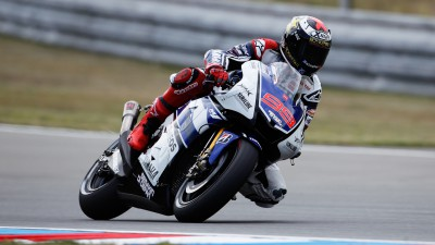 Lorenzo claims second in sensational Brno Duel