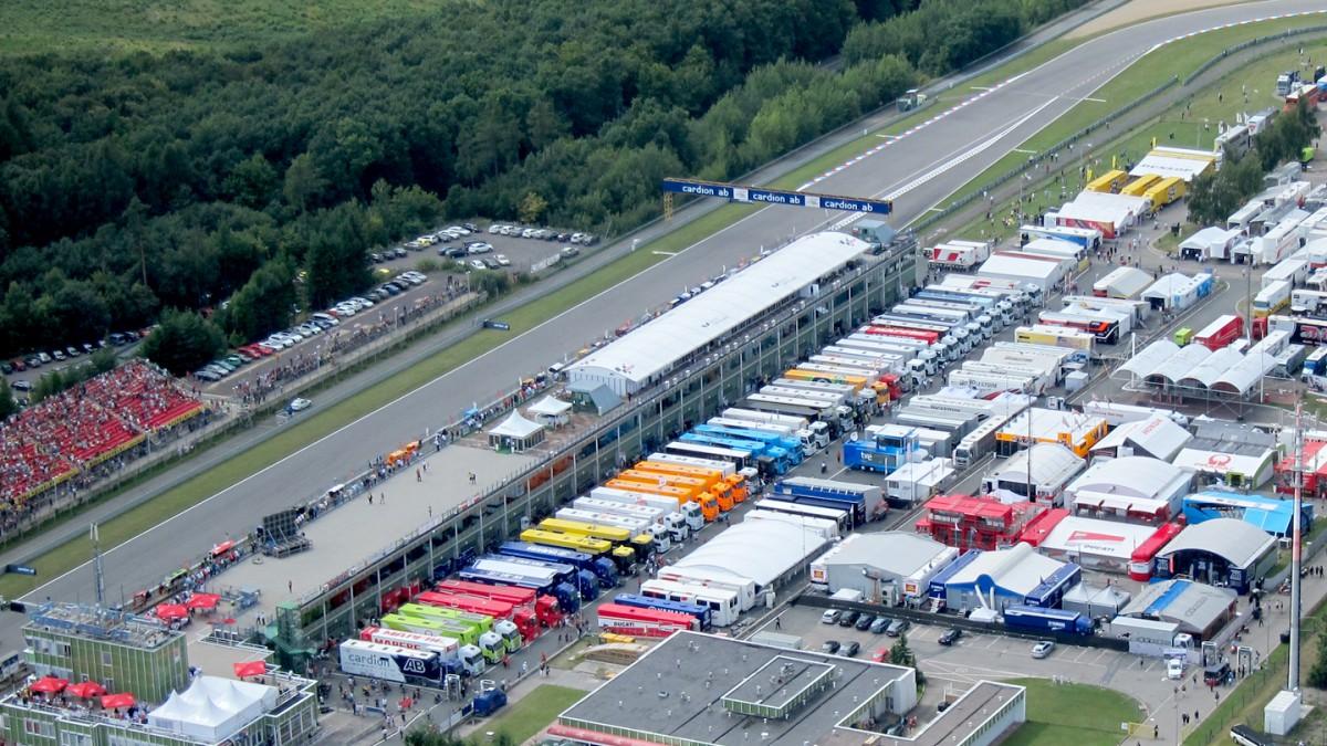 MotoGP™ riders set for post-Brno test