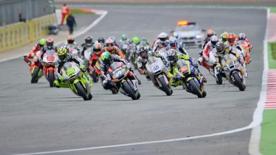 来季のMoto2クラスに45チーム、Moto3クラスに48チームが参戦を表明