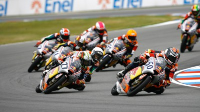 Red Bull MotoGP Rookies: Loi clears off to win race 2 in Brno