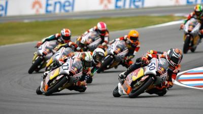 Red Bull MotoGP Rookies : Loi décroche sa première victoire à Brno