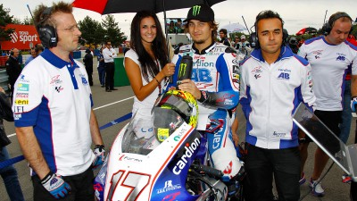 Karel Abraham passes degree just two days after MotoGP