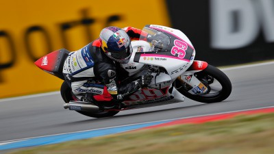 Salom reduces gap to leaders further with Brno podium