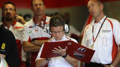 El análisis de Bridgestone sobre el GP de Brno
