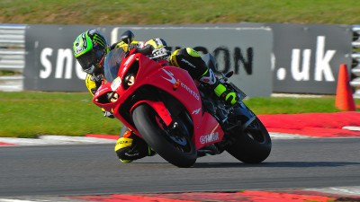 Crutchlow-ridden YZF-R1 in Riders for Health online auction