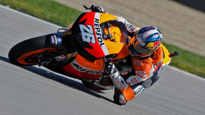 Pedrosa a punto de entrar en el libro de honor de MotoGP™