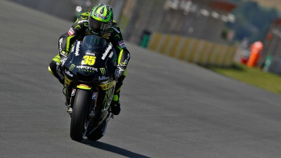Crutchlow re-writes the record books