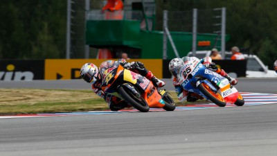 San Marino sets the stage for Moto3™ championship tussle