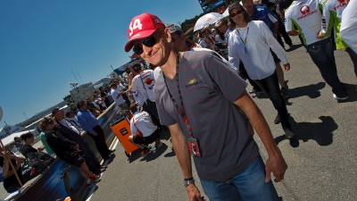 Schwantz ready to lead 'Cycle of Wishes' from Donington to Misano