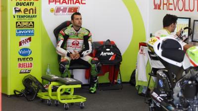 Barberá returns from injury at San Marino