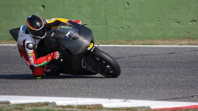 Moto2™ selection in pre-Misano test in Vallelunga