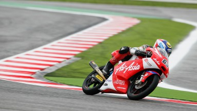 Khairuddin toppt nasses erstes Training in Misano