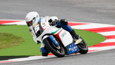 Fenati fastest in San Marino second free practice
