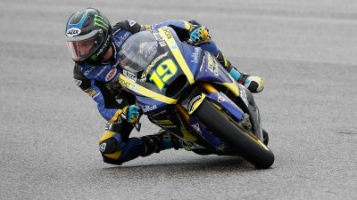 Siméon finishes second wet Misano practice in front