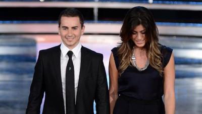 Lorenzo giurato a Miss Italia