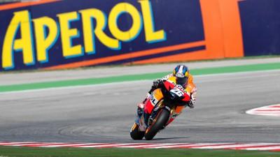 Spektakuläre Pole-Position für Pedrosa in San Marino