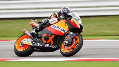 Márquez storms to Misano pole position