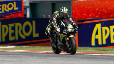 Crutchlow aims for podium from front row start