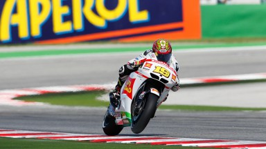 Second row for Bautista in San Marino