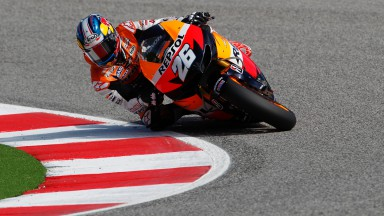 Pole for Pedrosa and third row for Rea in San Marino
