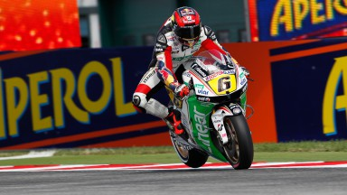 Bradl takes fourth spot for Misano GP