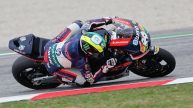 Warm-up Moto2™ : Espargaró devant Lüthi et Redding