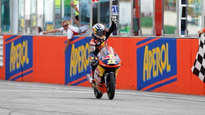 Cortese romps to San Marino victory