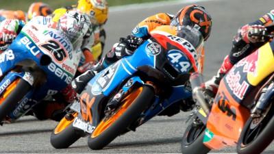 Oliveira sobe na geral com 9º lugar em Misano