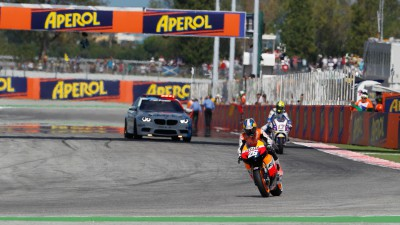 Pedrosa suffers Misano to forget